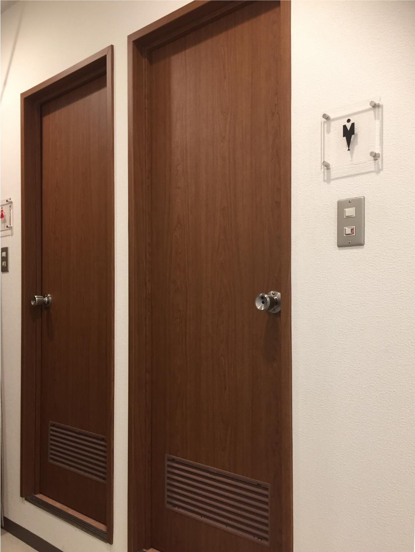 東京都某事務所 ダイノックシート施工事例